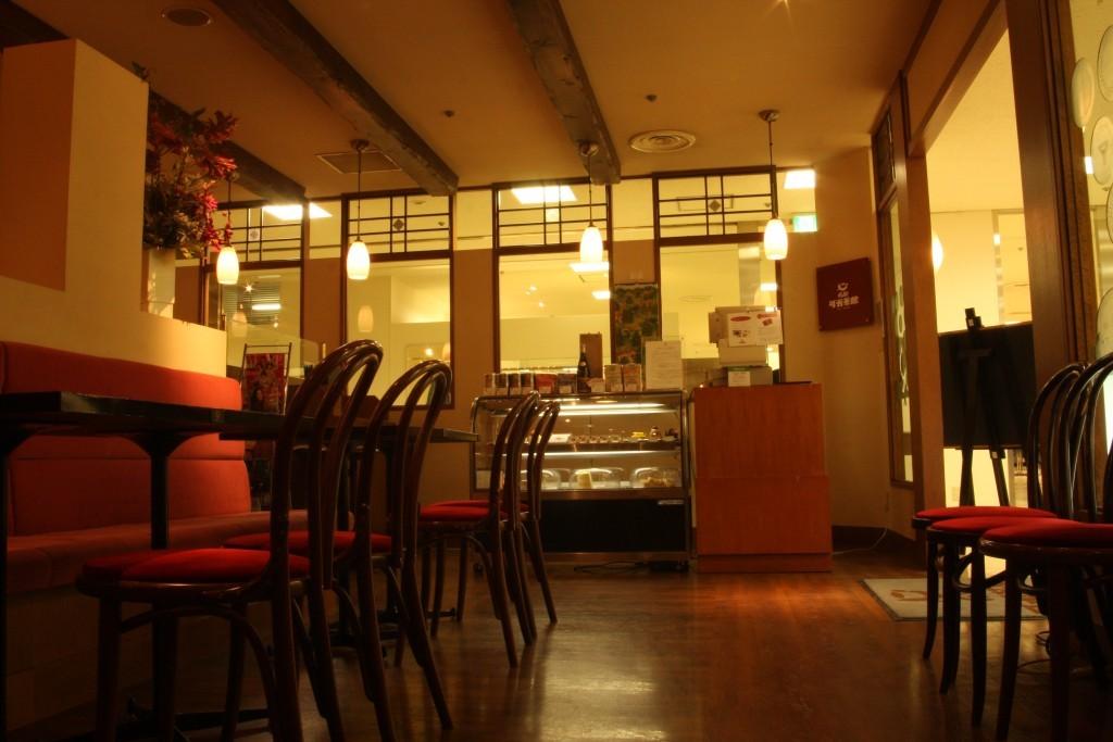 カフェ可否茶館 さっぽろ東急店